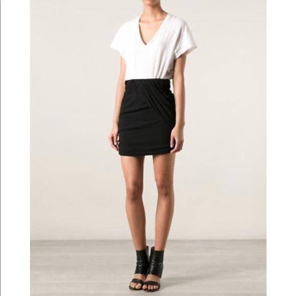 IRO Dresses & Skirts - Iro draped skirt